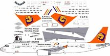 Trans Asia Airbus A-321 decals for Revell 1/144 kit
