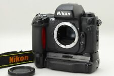 [Excellent +++] Nikon F100 35mm SLR Film Camera w/ MB-15 From Japan""