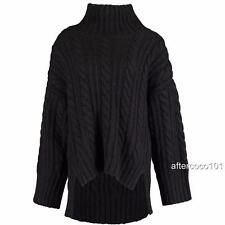 Viktor Rolf oversized cable knit Sweater Pullover Jumper S UK8-10-12 RRP1240GBP