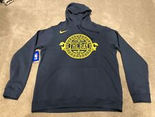 NEW Nike NWT Golden State Warriors Hoodie Sweatshirt XL The Bay Curry Thompson