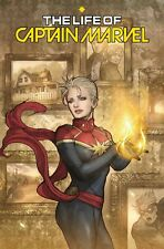 LIFE OF CAPTAIN MARVEL #1 1:25 SANA TAKEDA VARIANT Marvel Comic NM