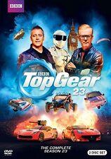 Top Gear: Complete Season 23 (DVD,2017)