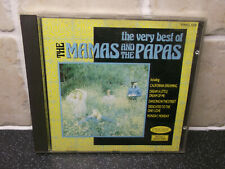 The Very Best Of The Mamas And The Papas - CD