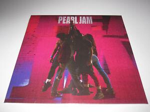 Pearl Jam -Ten LP Vinyl NEU Schallplatte NEW HT-Audio
