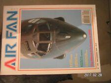 **f Air Fan n°142 l'E-3F à Seattle / hélicoptères armée de l'air en Indochine