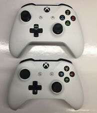 Microsoft Xbox One Wireless Controller model 1708 - WHITE **2 pack** (EX6-00002)