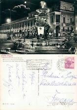 FAENZA - FONTANA MONUMENTALE - NOTTURNO       (rif.fg.4438)