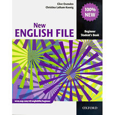 English File for Beginner (new file system) for all OS