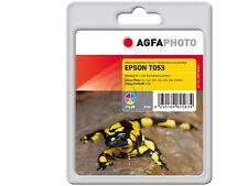 ORIGINAL AGFA Epson Tinte Color T053 for stylus photo 750 710 720 NEU