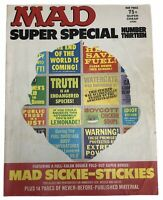 Vintage MAD Magazine Super Special 13 1974 Spy vs Spy EC Publications VF