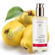 Dr Hauschka Genuine Organic Quince Hydrating Body Milk 145ml NEW Long Date