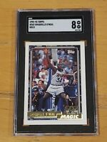 1992 Topps GOLD #362 Shaquille O'Neal SGC 8 Newly Graded RC Rookie PSA BGS