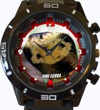 Reloj Pulsera King Cobra Nuevo Deportivo GT Series