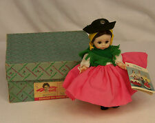 "Vintage 1973 Madame Alexander Kins PORTUGAL #785 SL 8"" Wendy Doll MINT in BOX"
