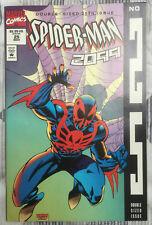 SPIDER-MAN 2099 (Vol 1) #25 by Peter David and Rick Leonardi - MARVEL COMICS