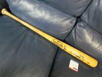 Paul Molitor Autographed Louisville Slugger Baseball Bat PSA Certified