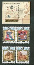 Bahamas 1988 Entdeckung Amerikas - Kolumbus **