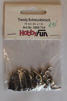 TRENDY Schmuckhirsch 75 mm 1 stück