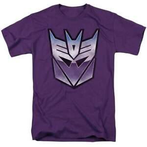 Transformers Vintage Decepticon Logo - Men's Regular Fit T-Shirt