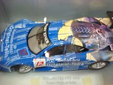 1/18 DIECAST MERCEDES-BENZ CLK GTR 1998 MOBIL 1 TEAM ORIGINAL TEILE-NEW