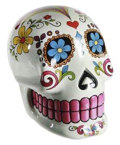 Deko-Totenkopf Gotenschädel Schädel Skull Gothic Gruftie Deko-Objekt