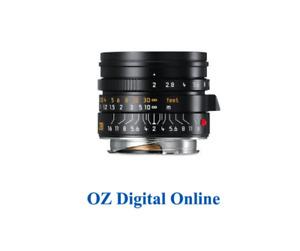 New LEICA SUMMICRON-M 28mm f/2 ASPH Lens 1 Year Au Warranty