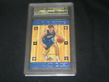 MATTT HARPRING 1998 UD #326 ROOKIE GENUINE AUTHENTIC BASKETBALL CARD GRADED 8.5