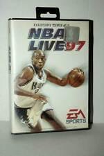 NBA LIVE 97 GIOCO USATO BUONO STATO MEGADRIVE EDIZIONE ITALIANA FR1 44745