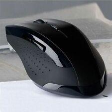 Wireless Gaming Mouse Foldable Opto Electronic Nano Receiver Laptop Desktop Mice