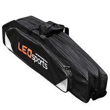 Fishing Rod Case Carry Bag Travel Organizer Tackle Tools Box Storage Three-Layer