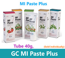 MI Paste Plus Topical Creme with Fluoride Strong tooth Enamel Reduce Sensitivity