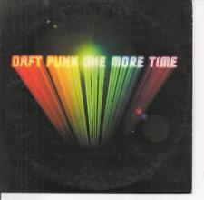 CD SINGLE 3 TITRES--DAFT PUNK--ONE MORE TIME--2000