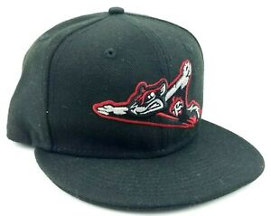 Richmond Flying Squirrels New Era Fitted Hat 7 3/8 59Fifty Minor League Baseball
