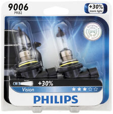 Headlight Bulb-Vision - Twin Blister Pack Front PHILIPS 9006PRB2