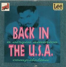 CD SINGLE PROMO LEE--BACK IN THE USA / POP ROCK MUSIC
