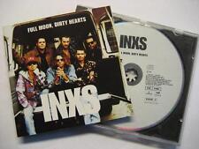 "INXS ""FULL MOON DIRTY HEARTS"" - CD"