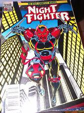 NIGHT FIGHTER récit complet Marvel RCM N 40