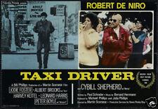 Taxi driver vintage Robert De Niro movie poster print