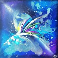 """""""Cosmos"""" Œuvre originale de Audrey Granjeaud."""