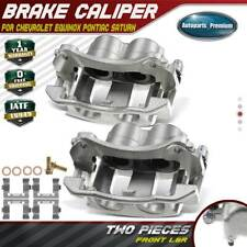 Front Pair Brake Calipers for Chevrolet Equinox 2005 2006 Saturn Vue 2004-2007