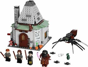 LEGO Harry Potter Hagrid's Hut (4738) Complete FREE SHIPPING