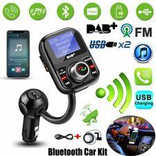 Universal Car DAB Empfängeradapter FM Transmitter mit LCD Display MA1918