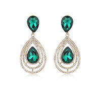 Beautiful Cocktail Bridal Wedding Evening earring Jewellery