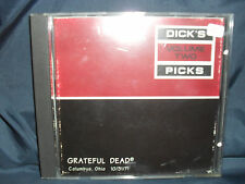Grateful Dead – Dick 's Picks Volume Two Columbus, Ohio 10/31/71