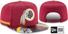 Redskins '2017 NFL ONSTAGE SNAPBACK' Hats by New Era