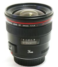 Canon 24mm f/1.4 L lens EF mount for EOS MINT- #35798