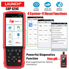 LAUNCH Automotive Diagnostic Tool CRP429C OBD2 Scanner ABS SRS Code Scan Tool