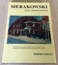 Robert Pascoe - SIERAKOWSKI - FIVE GENERATIONS - Family History - Australia NZ