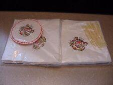 Vintage Exxon/Enco/Esso Tiger Paper Napkins - Coasters & Picks NIP