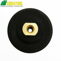 "8 Pieces 6/"" Back Holder//Backer Pads for Diamond Polishing Pads 5//8/""-11 Thread"